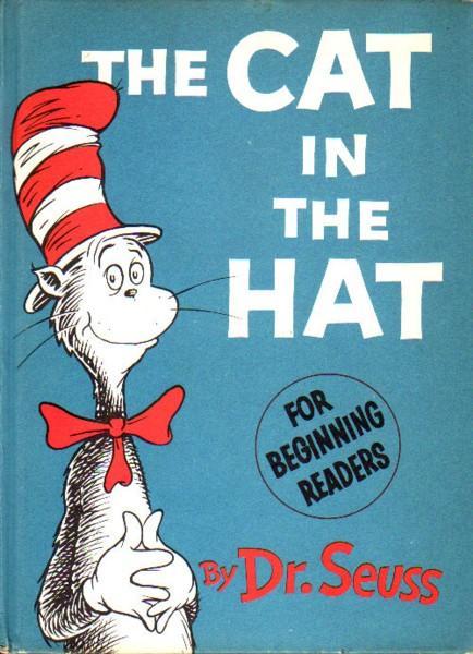Seuss Tote Vintage Dr I Like To Read 1957
