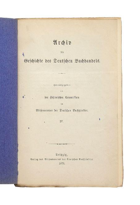 Grazer Buchdruck und Buchhandel im sechzehnten Jahrhundert.: Schlossar, Anton.