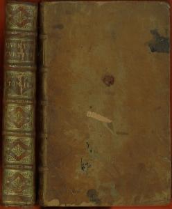 Q. Curtii Rufi Alexander Magnus, Et In: Rufus, Quintuns Curtius