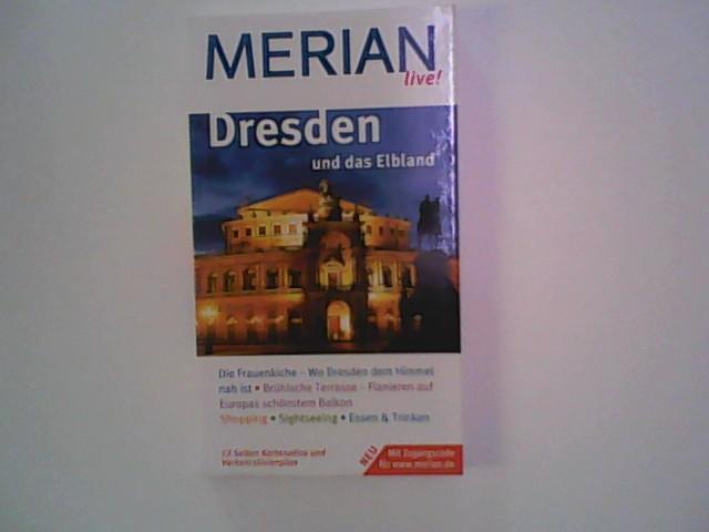 Dresden und das Elbland. Die Frauenkirche -: Medina, Horst: