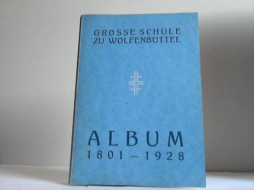 Album der Staatlichen Großen Schule (ehemals Gymnasium): Fink, August/Zimmermann, Paul