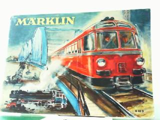 Märklin Katalog D 55 D.: Märklin, Gebrüder (Hrsg.):