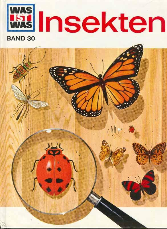 Insekten: Rood, Ronald N.: