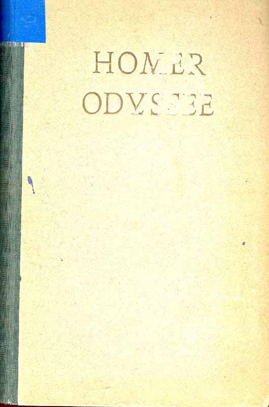 Homers Odyssee: Voss, Johann Heinrich: