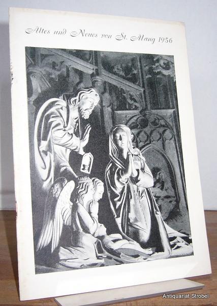 Altes und Neues von St. Mang 1956.: Kempten.