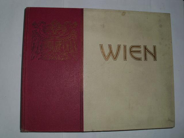 WIEN. Eine Auswahl von Stadtbildern. / Vienne.: Gerlach, Martin: