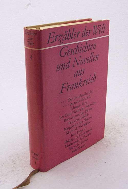 Geschichten und Novellen aus Frankreich : 15.: Horst, Karl August
