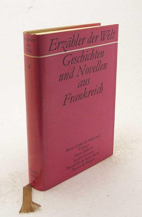 Geschichten und Novellen aus Frankreich : 18.: Horst, Karl August