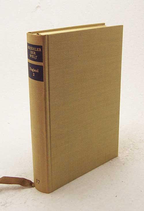 Geschichten und Novellen aus England : 19.: Horst, Karl August