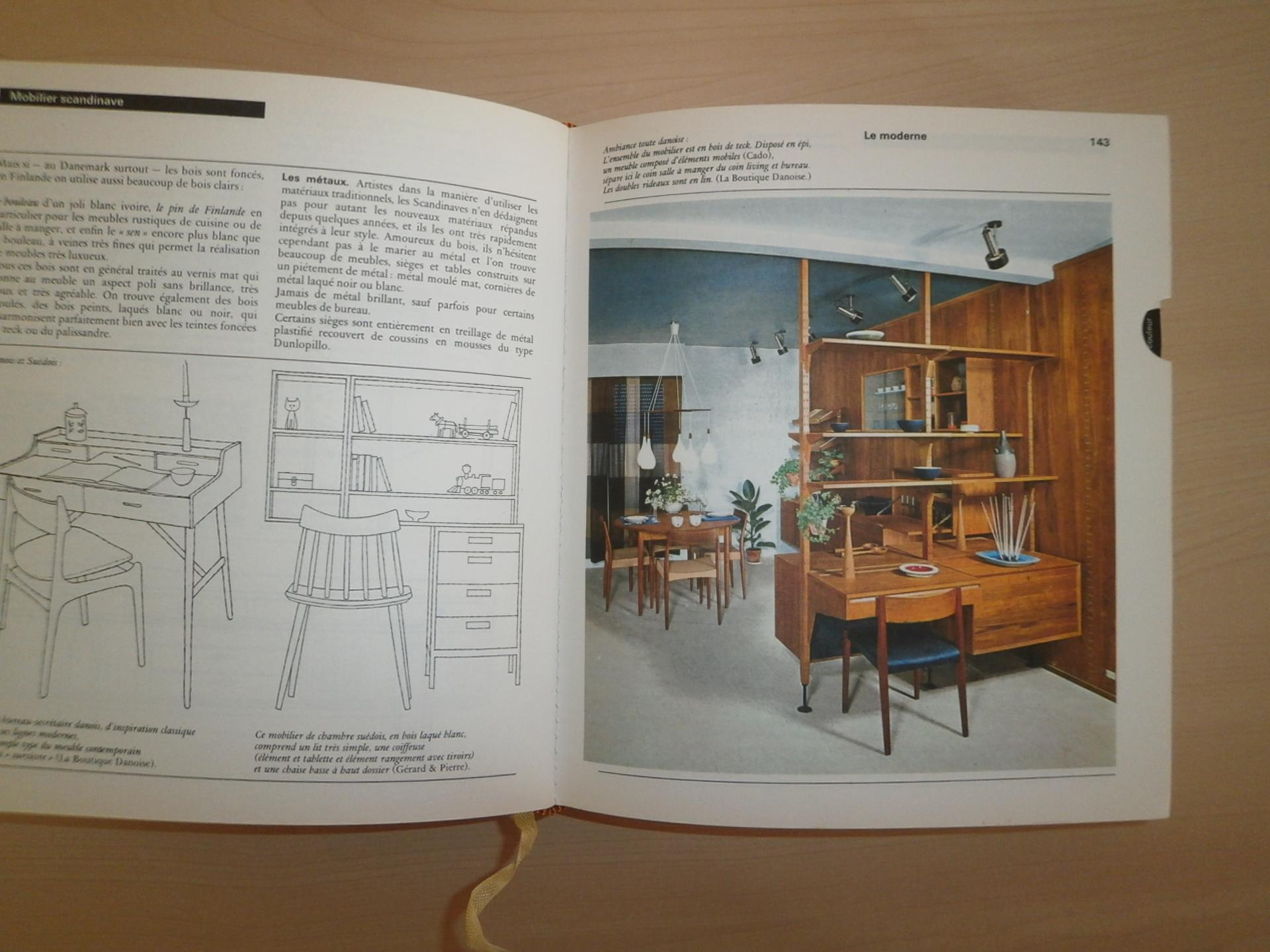 L Encyclopedie De La Decoration By Collectif Tres Bon Couverture Rigide 1964 Le Temps Retrouve