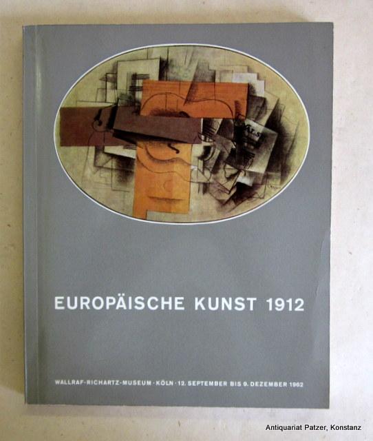 """Zum 50. Jahrestag der Ausstellung des """"Sonderbundes: Europäische Kunst 1912."""