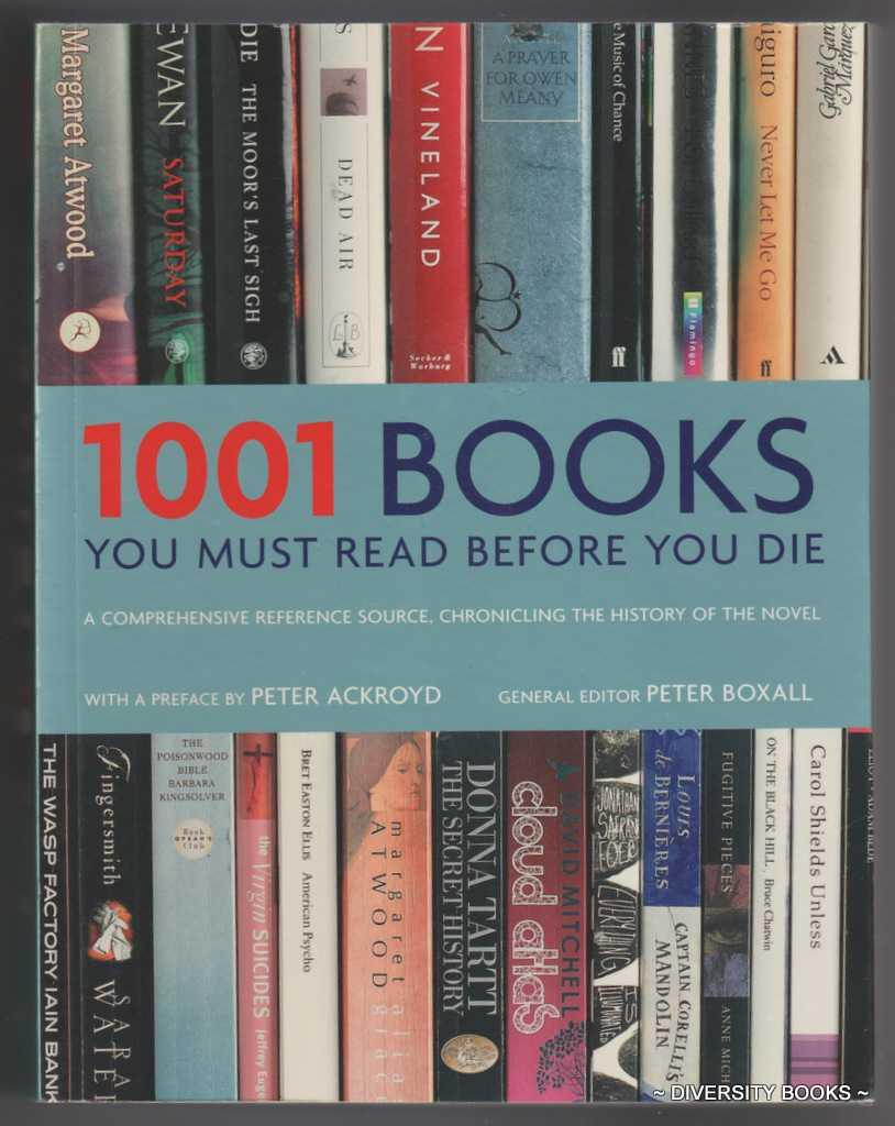 20 BOOKS You Must Read Before You Die