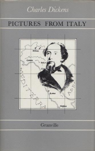 Pictures from Italy.: Dickens, Charles: