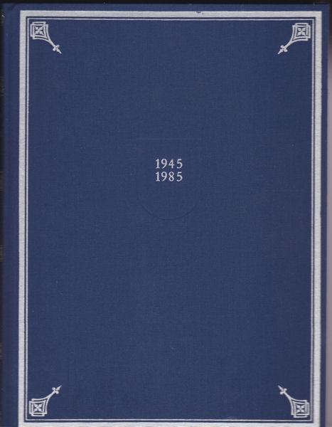 Generalregister wappenführender Familien zu den Bänden I-VI, 1945-1985 der Allgemeinen Deutschen Wappenrolle - Freundes- und Förderkreis Deutsches Museum für Familienwappen e.V., Stuttgart (Hrsg.)