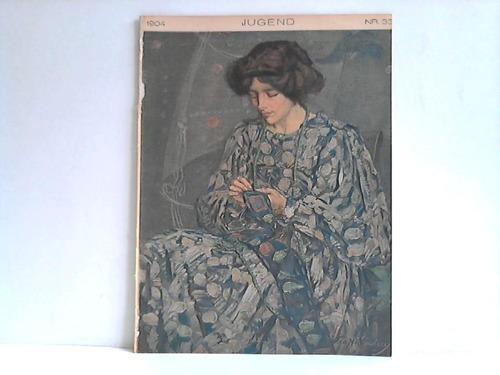 Jugend; Nr. 33, 1904: Hirth, Georg (Hrsg.)