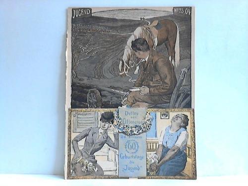 Jugend; Nr. 23, 1904: Hirth, Georg (Hrsg.)