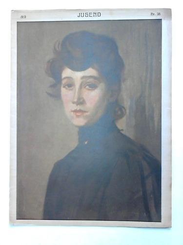 Jugend; Nr. 36, 1910: Hirth, Georg (Hrsg.)