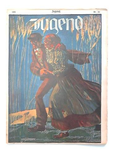 Jugend; Nr. 35, 1911: Hirth, Georg (Hrsg.)