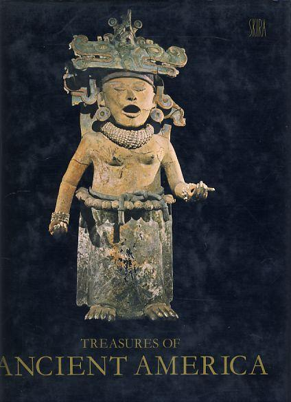 Treasures of ancient America. Pre-Columbian art from: Lothrop, Samuel Kirkland: