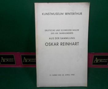 Deutsche und Schweizer Maler des XIX.Jahrhunderts aus: Fink, Paul und