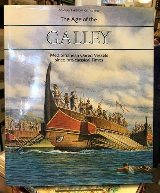 The Age of the Galley Mediterranian Oared: Gardiner, Robert