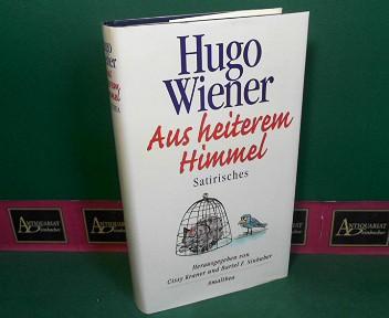 Aus heiterem Himmel - Satirisches.: Wiener, Hugo, Cissy