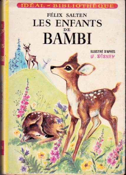 Les Enfants de Bambi | Salten, Felix (1869-1945)