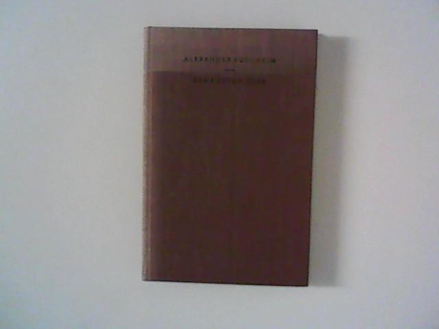 Der Postmeister: Puschkin , Alexander