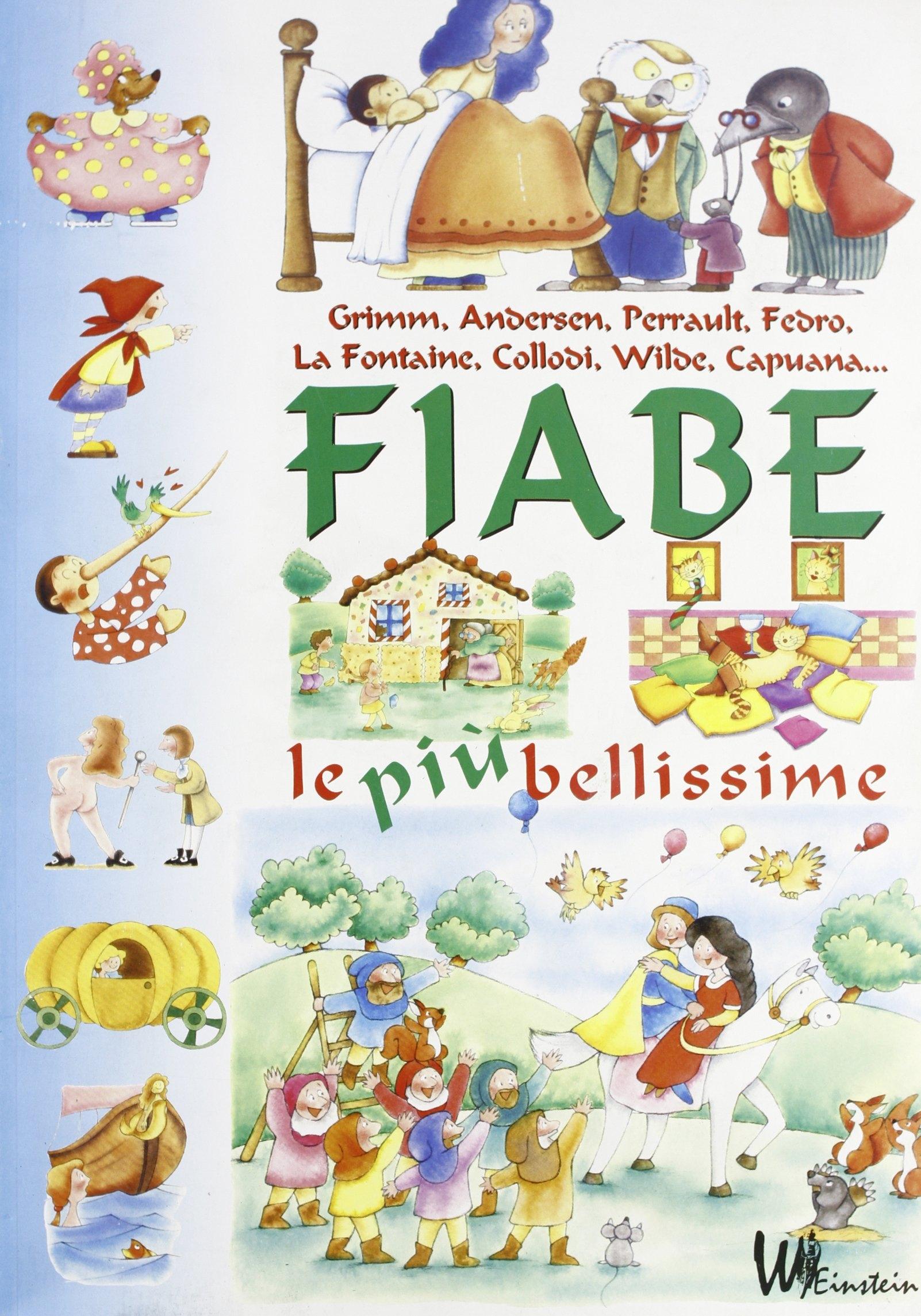 Fiabe Italiane. Pinocchiole Fiabe Italiane più Belle