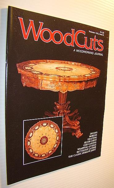 WoodCuts (Wood Cuts) - A Woodworking Journal: Deak, Ed; Armstrong,
