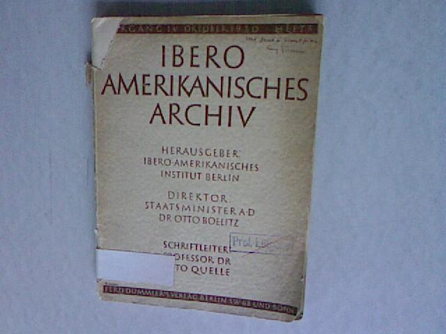 Zur Ethnologie und Ethnographie des nördlichen Mittelamerika,: Termer, Franz: