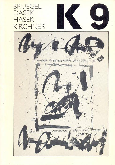 Revue K 9. Revue trimestrielle - Octobre: Kolar, Jiri