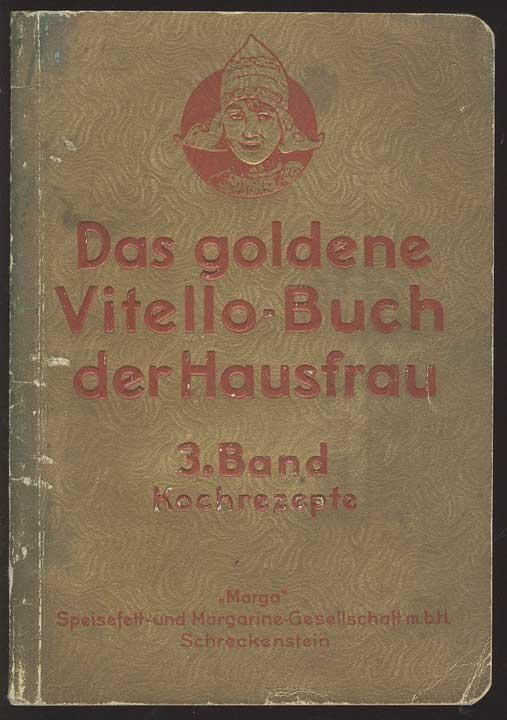 Das goldene Vitello-Buch der Hausfrau. 3. Band.