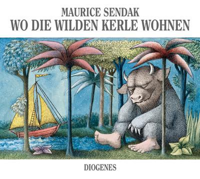 Wo die wilden Kerle wohnen: Maurice Sendak