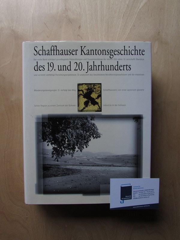 Schaffhauser Kantonsgeschichte des 19. und 20. Jahrhunderts: Schilling, Vroni, Christa