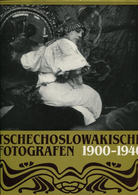 Tschechoslowakische Fotografien 1900-1940: Mrazkova, Daniela und