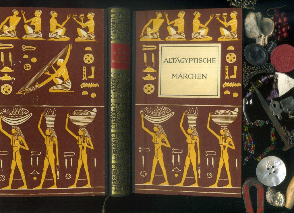 Altägyptische Märchen. ÜbertraGen und bearteitet von E.: Friedrich von der