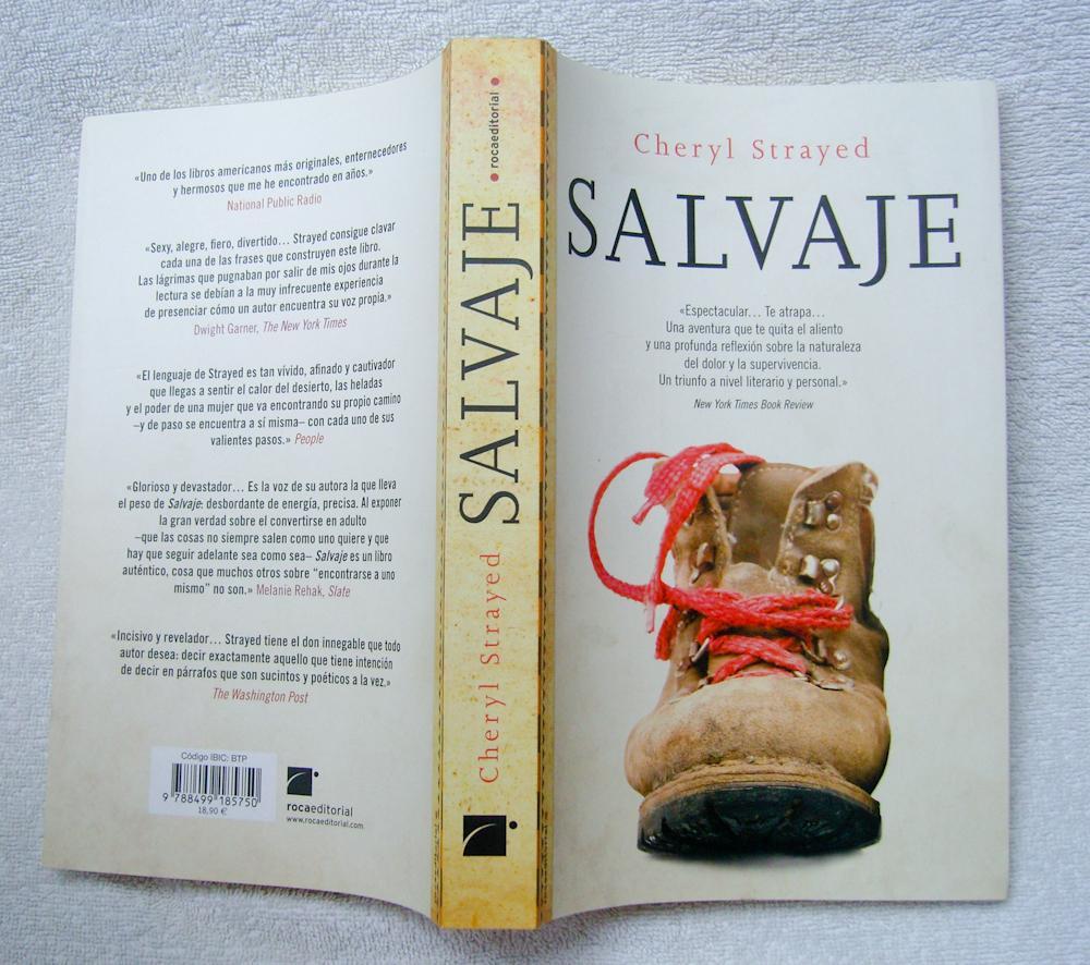 Salvaje de Cheryl Strayed: Muy bien Tapa blanda (2012) | La Social. Galería  y Libros