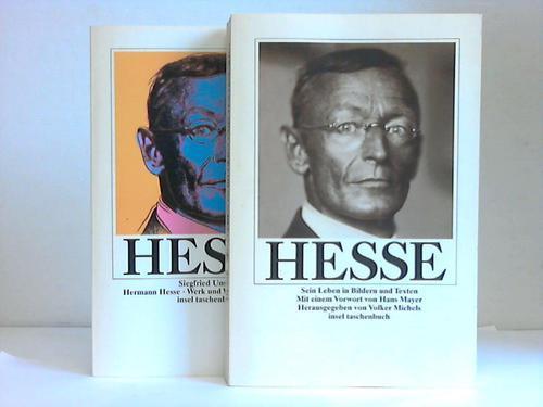 2 Bände: Hesse, Hermann