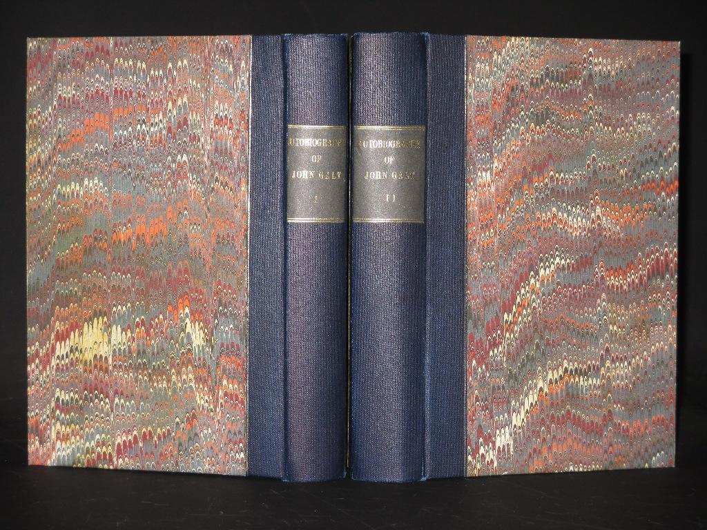 The Autobiography of John Galt by John Galt: Very Good (1833) 1st Edition.    Tarrington Books