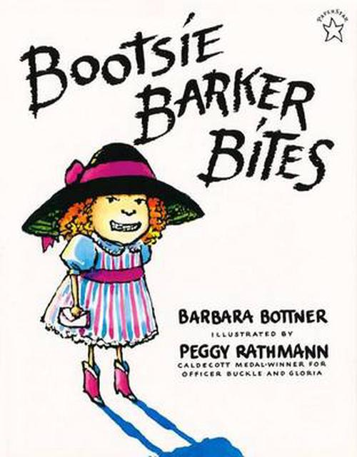 Bootsie Barker Bites (Paperback) - Barbara Bottner