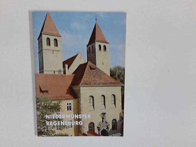 Niedermünster Regensburg.: Hiltl, Franz: