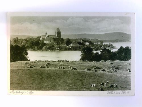 1 Postkarte: Ratzeburg i. Lbg. - Blick: Ratzeburg