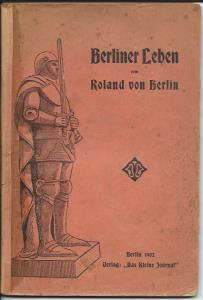 Berliner Leben vom Roland von Berlin 1902: Leipziger, Leo