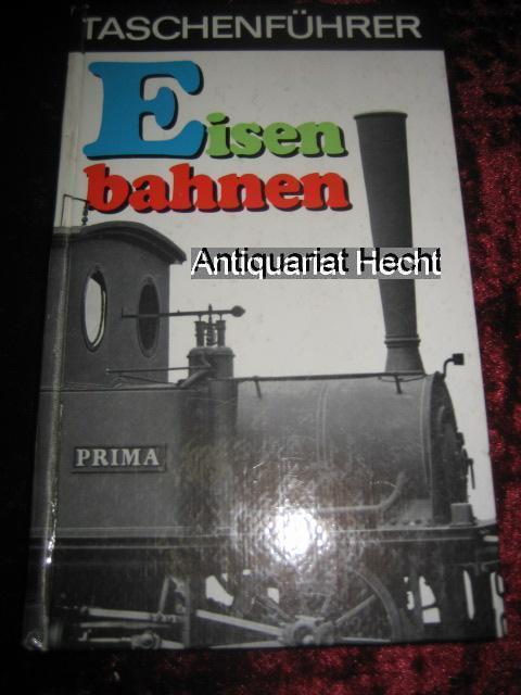 Taschenführer Eisenbahnen.: Born, Erhard: