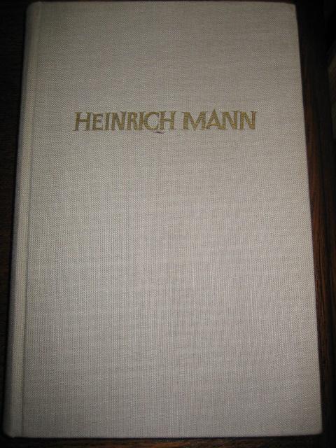 Heinrich Mann.: Jhering, Herbert: