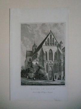 Kirche in Salem: SALEM,
