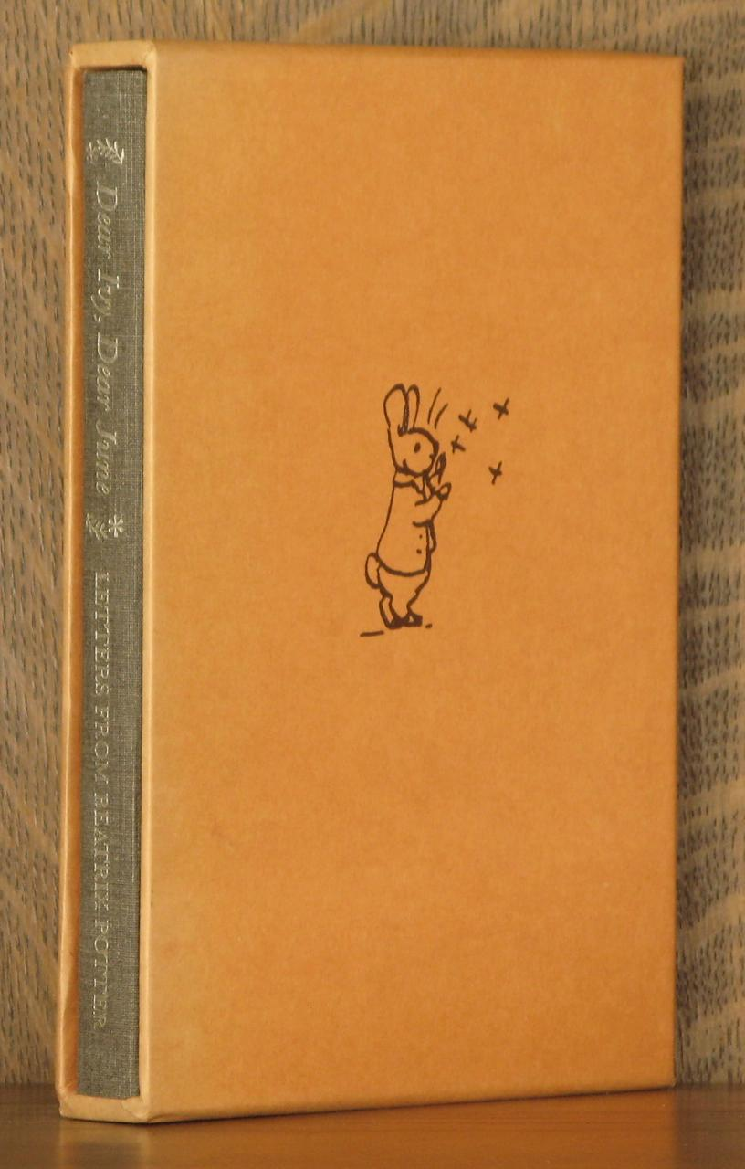 DEAR IVY, DEAR JUNE, LETTERS FROM BEATRIX POTTER - Beatrix Potter