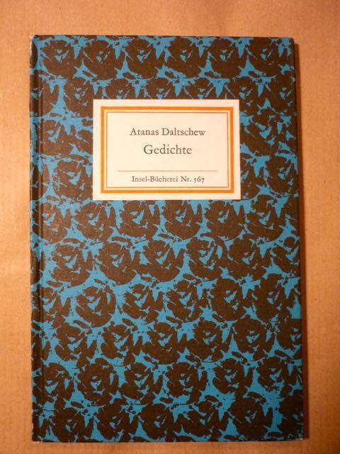 Daltschew Gedichte Atanas