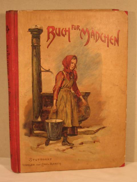 Buch für Mädchen. Erzählungen für junge Mädchen: Stein, Marie: